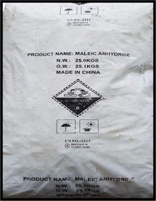 Maleic Anhydride Manufacturers In Odisha