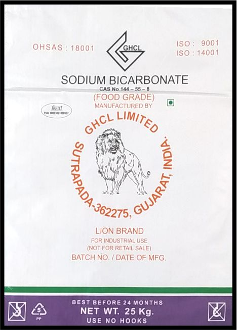 Sodium Bicarbonate In Ankleshwar